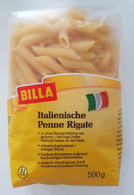 Italienische Penne Rigate - Product