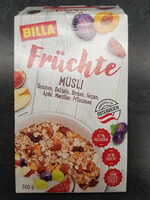 Früchte Müsli - Product - de