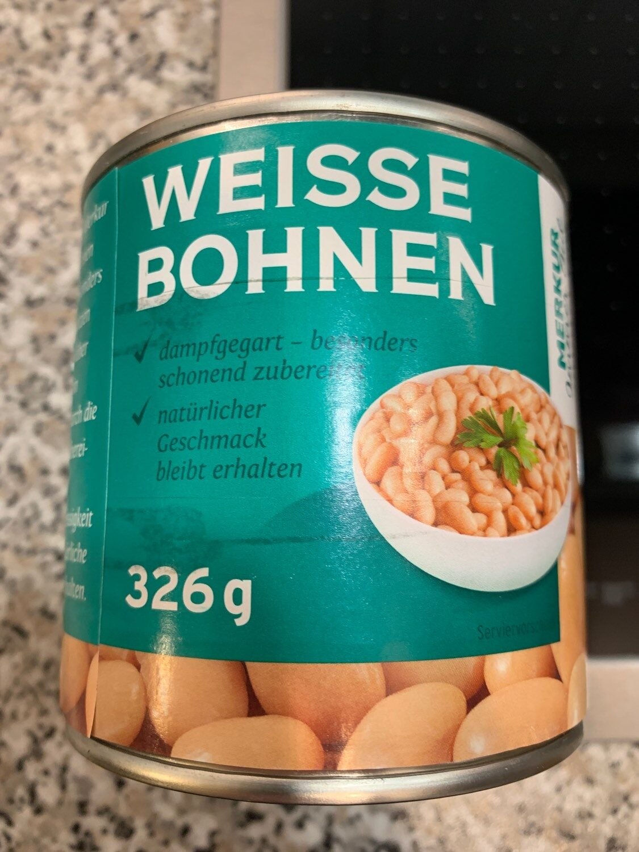 Weiße Bohnen - Product