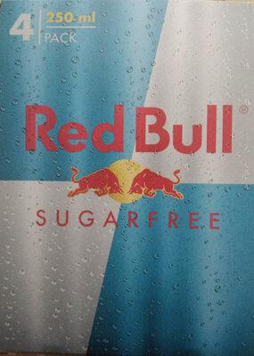 Redbull Sugar Free - Product