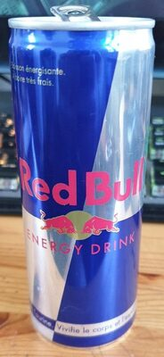 Red Bull Energy Drink - Product - fr