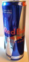 Red Bull - Prodotto - de