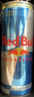 Red Bull sans sucre - Product