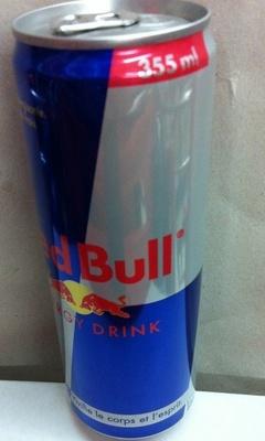 Red Bull Energy Drink - Product