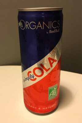Organics cola - Produit - fr