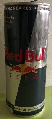 Red Bull Zero - Producto - es