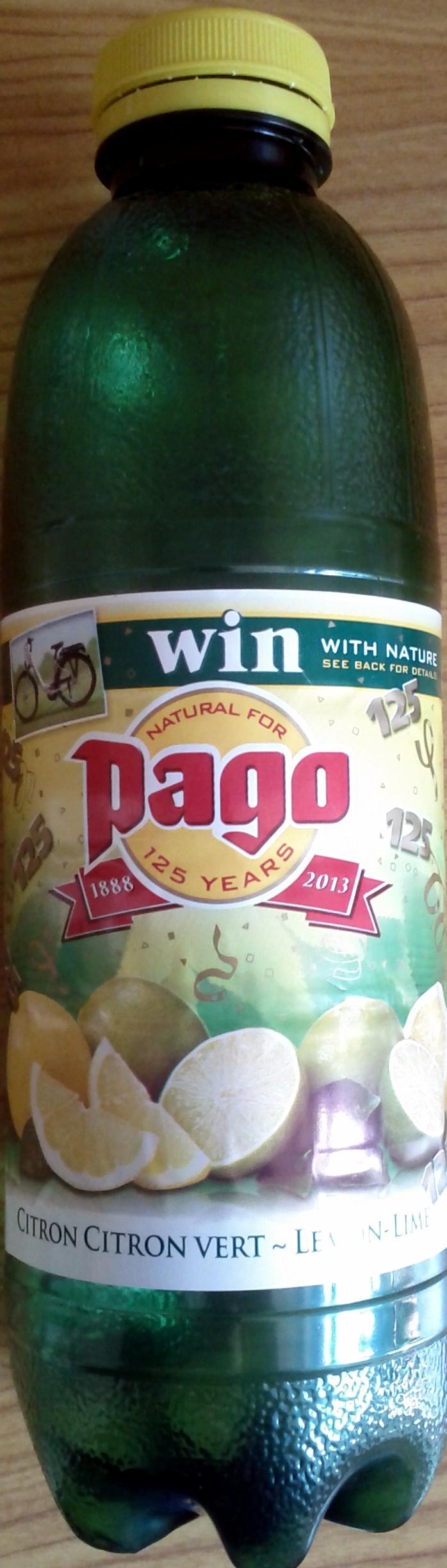 Pago Citron - Citron vert - Product