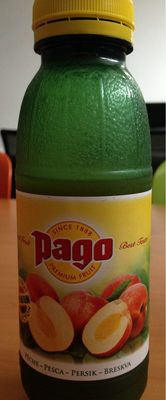 Pago Peach Pet - Product - fr