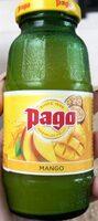 Pago mangue - Προϊόν - en