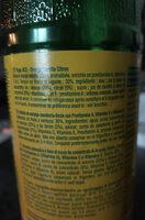 Pago Ace - Orange - Carotte - Citron - Ingredients - fr