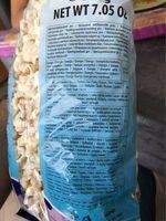 Popcorn Salted 200g Bag Snackline - Informations nutritionnelles