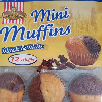 Mini Muffins - Produit - de