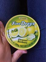 Fine drops - Product