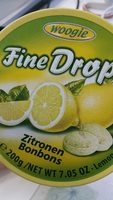 Fine Drops - Product