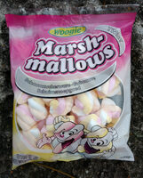 Marshmallows Twist 100g Beutel Sweets & Candy - Product - fr