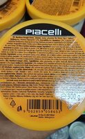 Piacelli - Informations nutritionnelles - fr