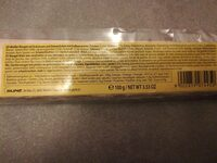 torrone - Informations nutritionnelles
