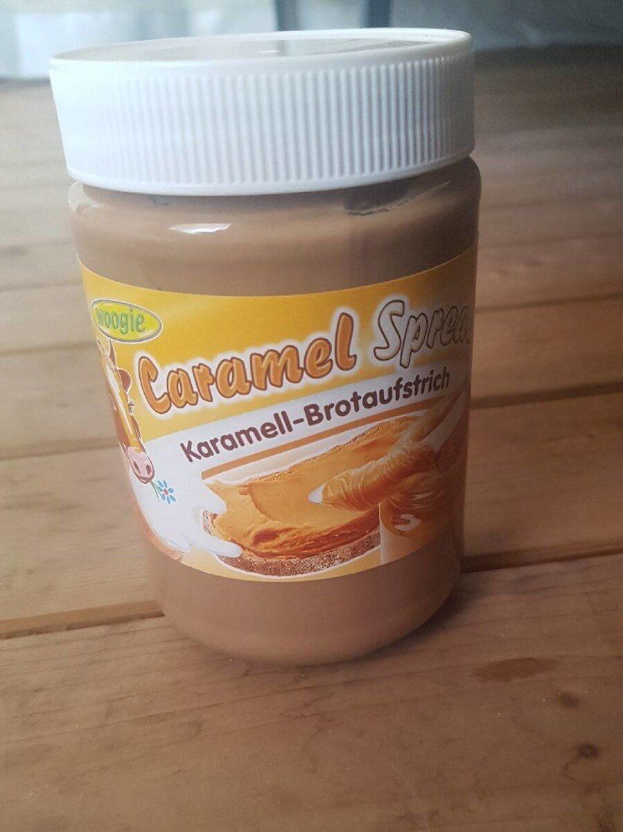 Caramel Spread - Product - fr