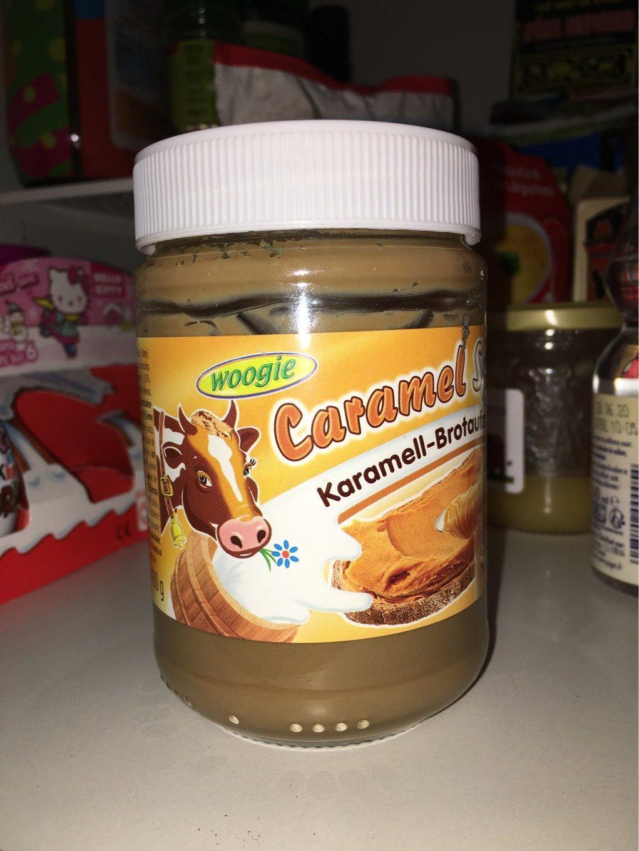 Caramel Spread - Produit