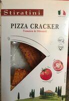 Pizza cracker - Produit - fr