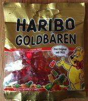 HARIBO goldbären - Produit - fr
