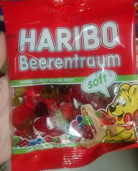 Haribo beerentraum - Product