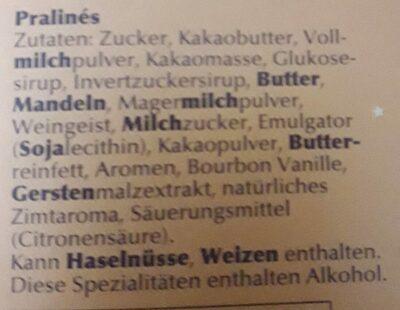 Trüffel - Ingrediënten - de