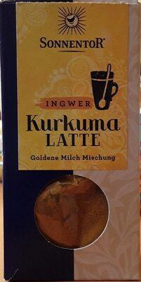 Kurkuma latte - Prodotto - de