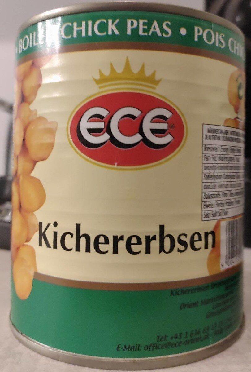 Kichererbsen - Product - de