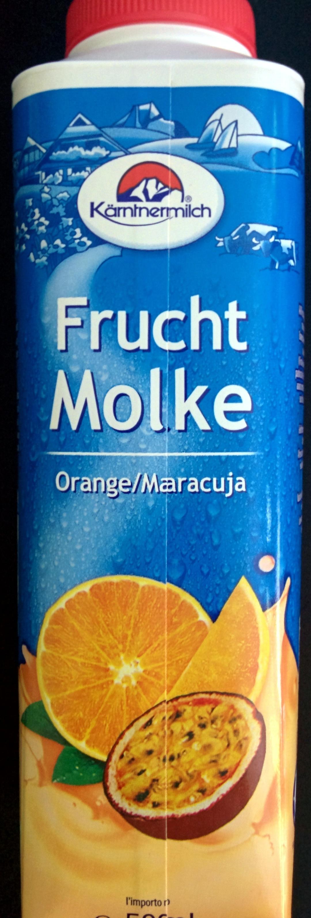Fucht Molke Orange/Maracuja - Product - de