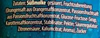 Fucht Molke Orange/Maracuja - Ingredients - de