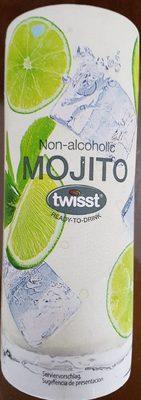 Mojito non alcoholic - Produit - de