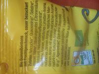 - Ingredients - cs