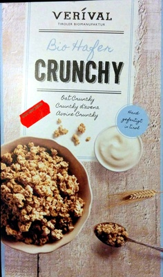 Bio-Hafer Crunchy - Product - de