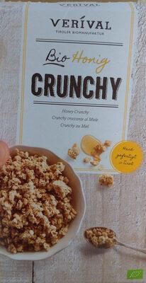 Muesli Crunchy Miel Bio - Producto