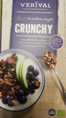Bio-Moosber-Apfel Crunchy - Product - de