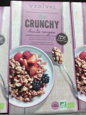 Crunchy Fruits Rouges - Produit