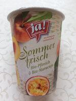 Sommerfrisch Bio-Pfirsich & Bio-Maracuja - Product - de