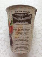 Sommerfrisch Bio-Pfirsich & Bio-Maracuja - Ingredients - de