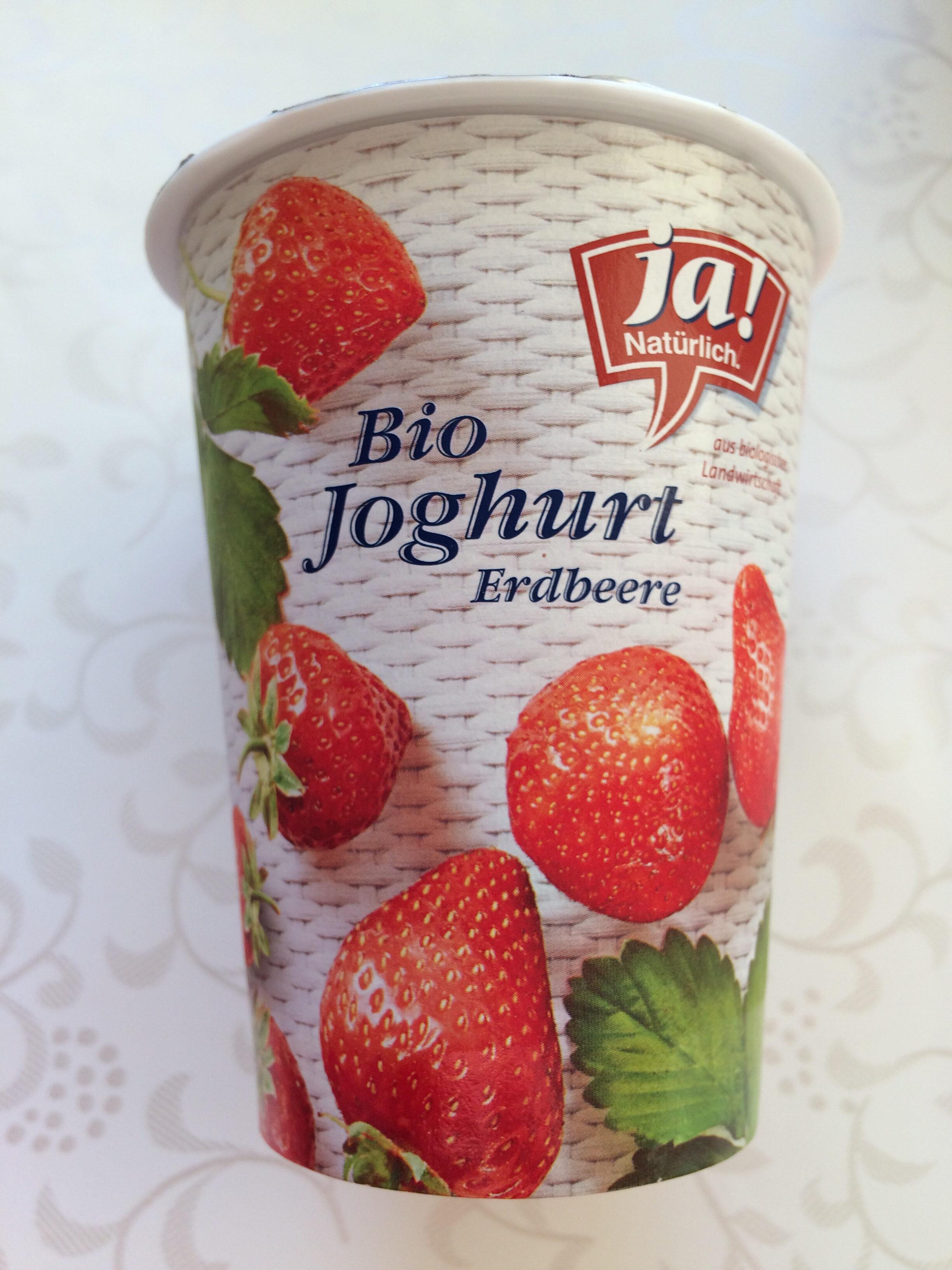 Bio Joghurt Erdbeere - Product - de