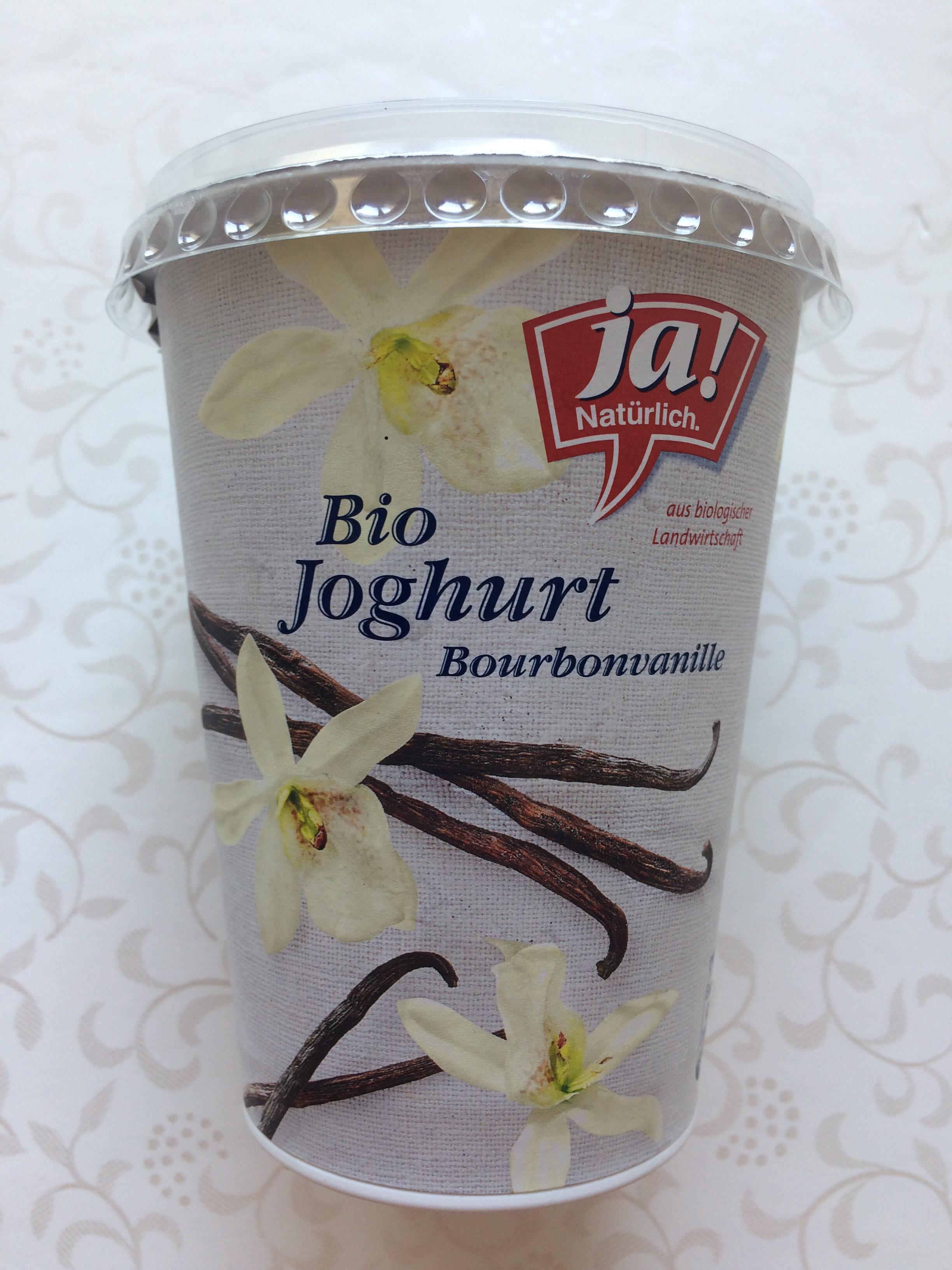 Bio Joghurt Bourbonvanille - Product - de