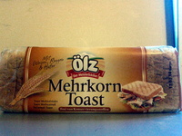 Ölz Mehrkorn Toast - Produit - de