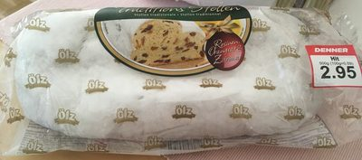 Traditions Stollen - Product - fr