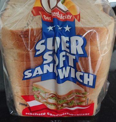 SUPER SOFT SANDWICH - Produit - fr