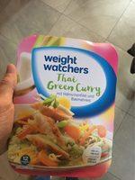 Thai Green Curry Weight Watchers - Produit - fr