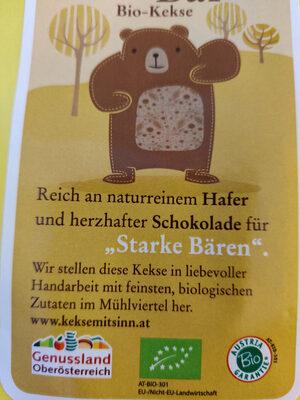 Biokekse Starker Bär - Product - de