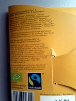Zotter Mitzi Blue 120% Motivationskick - Ingredients - de