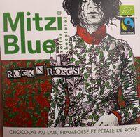 Mitzi Blue Rock 'N Roses - Produit - fr