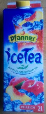 IceTea Pfirsich - Produkt - de