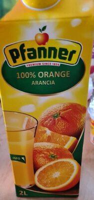 Jus d'orange - Produkt - de